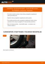 Hvordan bytte Drivknutemansjett : gratis pdf-guide