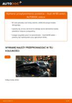 Jak wymienić przepływomierz powietrza w Audi A4 B5 sedan - poradnik naprawy