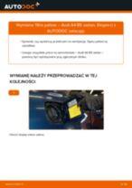 MANN-FILTER WK 853/3 x dla A4 Sedan (8D2, B5) | PDF przewodnik wymiany