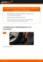 Jak wymienić przegub zewnętrzny w Audi A4 B5 sedan - poradnik naprawy