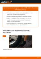 Jak wymienić osłonę przegubu w Audi A4 B5 sedan - poradnik naprawy