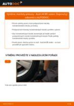SPIDAN 26214 pro A4 Sedan (8D2, B5) | PDF manuál na výměnu
