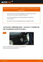 VALEO 562020 für GOLF III (1H1) | PDF Handbuch zum Wechsel