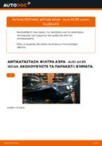 Μάθετε πώς να διορθώσετε το πρόβλημα του Καπό VW