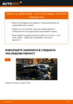 Препоръки от майстори за смяната на AUDI Ауди А4 Б8 Седан 1.9 TDI Запалителна свещ