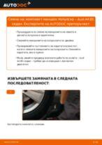 Каре На Полуоската / Полуоска ръководство за смяна и ремонт с илюстрации