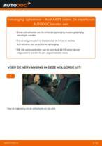 Hoe spiraalveer achteraan vervangen bij een Audi A4 B5 sedan – vervangingshandleiding