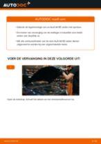 Hoe wiellager vooraan vervangen bij een Audi A4 B5 sedan – Leidraad voor bij het vervangen