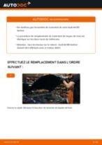 Manuel en ligne pour changer vous-même de Jeu de roulements de roue sur AUDI A4 (8D2, B5)