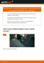Tutoriel PDF étape par étape sur le changement de Flexible De Frein sur BMW X1 E84