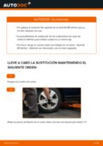 Cómo cambiar: cojinete de rueda de la parte trasera - Audi A4 B5 berlina | Guía de sustitución
