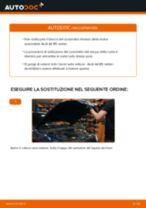 Come cambiare cuscinetto ruota della parte anteriore su Audi A4 B5 sedan - Guida alla sostituzione