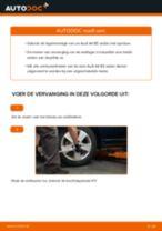 Hoe wiellager achteraan vervangen bij een Audi A4 B5 sedan – Leidraad voor bij het vervangen