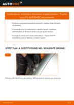 HELLA Combi133 per Yaris Hatchback (_P1_) | PDF istruzioni di sostituzione