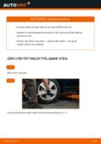 Laga Hjullager AUDI A4: verkstadshandbok
