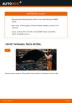 AUDI A4 Riteņa rumbas gultnis maiņa: bezmaksas pdf