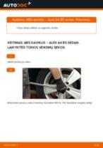 Sužinokite kaip išspręsti VW Ašies montavimas problemas