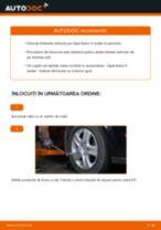 Cum să schimbați: bieleta antiruliu din față la Opel Astra H sedan | Ghid de înlocuire
