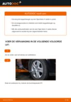 Hoe stabilisatorstang vooraan vervangen bij een Opel Astra H sedan – vervangingshandleiding