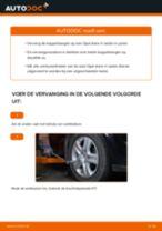 Hoe stabilisatorstang vooraan vervangen bij een Opel Astra H sedan – Leidraad voor bij het vervangen