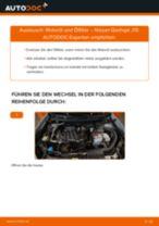 Werkstatthandbuch für NISSAN JUKE online