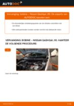 BREMI 20111 voor Qashqai / Qashqai +2 I (J10, NJ10) | PDF handleiding voor vervanging