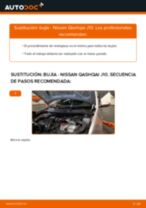 Cómo cambiar: bujía - Nissan Qashqai J10   Guía de sustitución