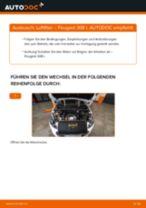 Wie Peugeot 308 I Luftfilter wechseln - Anleitung