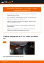 Hoe interieurfilter vervangen bij een VW Caddy 3 Kombi – Leidraad voor bij het vervangen