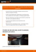 Schritt für Schritt Anweisungen zur Fehlerbehebung für VW Innenraumfilter