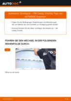 Zündspule selber wechseln: VW Caddy 3 Kombi - Austauschanleitung