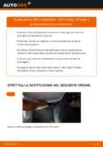 Come cambiare filtro antipolline su VW Caddy 3 Kombi - Guida alla sostituzione