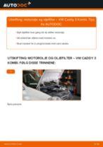 VW NEW BEETLE reparasjon og vedlikehold håndbøker