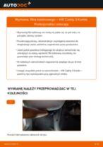Jak wymienić filtr kabinowy w VW Caddy 3 Kombi - poradnik naprawy