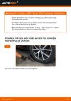 Wie VW Touran 1T3 Federn vorne wechseln - Schritt für Schritt Anleitung