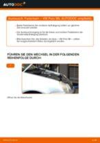 Wie VW Polo 9N Federbein vorne wechseln - Schritt für Schritt Anleitung