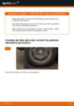 Wie VW Polo 9N Federn hinten wechseln - Schritt für Schritt Anleitung