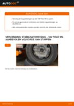 Stabilisator link veranderen VW POLO: gratis pdf