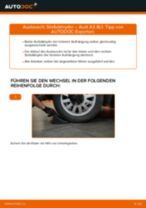 Stoßdämpfer hinten selber wechseln: Audi A3 8L1 - Austauschanleitung