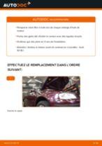 PDF manuel de remplacement: Filtre à huile AUDI A3 3/5 portes (8L1)
