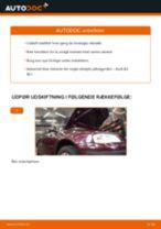 Skift Bremsehovedcylinder AUDI A3: pdf gratis