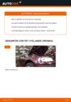 RIDEX 7O0007 för A3 Hatchback (8L1) | PDF instruktioner för utbyte