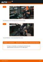 Montering Torkarbladsats AUDI A3 (8L1) - steg-för-steg-guide