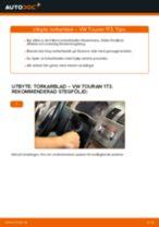 Byta Dammskydd Stötdämpare & Genomslagsgummi Passat 3b5: guide pdf