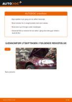 Mekanikerens anbefalinger om bytte av AUDI Audi A3 8l1 1.8 T Luftfilter