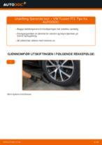 DIY-manual for utskifting av Termostat i PEUGEOT 307 2012