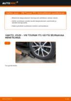 Opi korjaamaan VW Jousi ongelmat