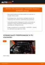 Jak wymienić filtr kabinowy w Audi A3 8L1 - poradnik naprawy