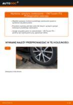 Jak wymienić Sprężyny w VW TOURAN (1T3) - porady i wskazówki