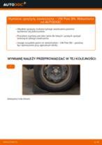 Jak wymienić Sprężyna zawieszenia przód lewy prawy VW POLO (9N_) - instrukcje online